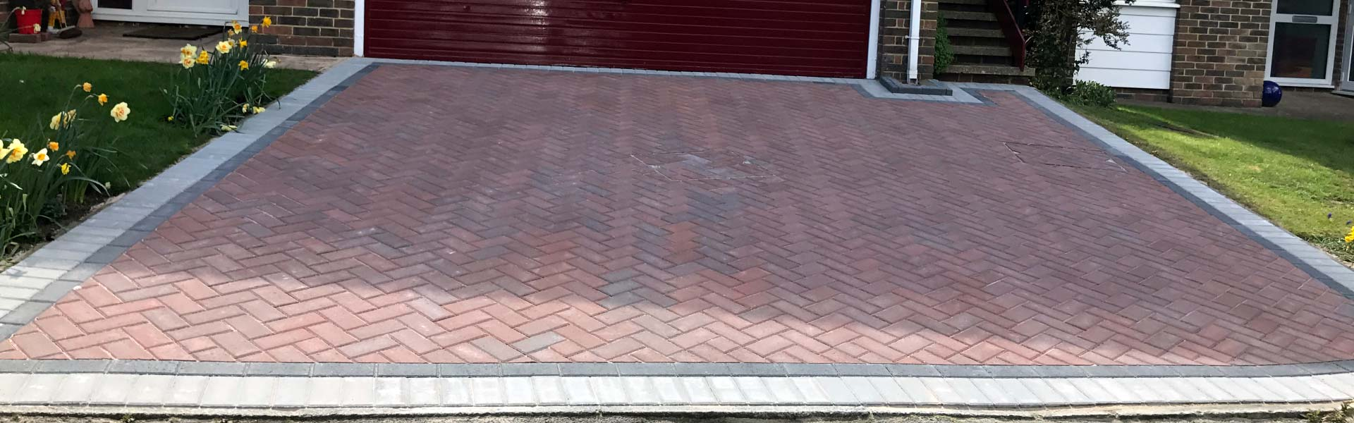 Block Paving Driveways - Areas Covered