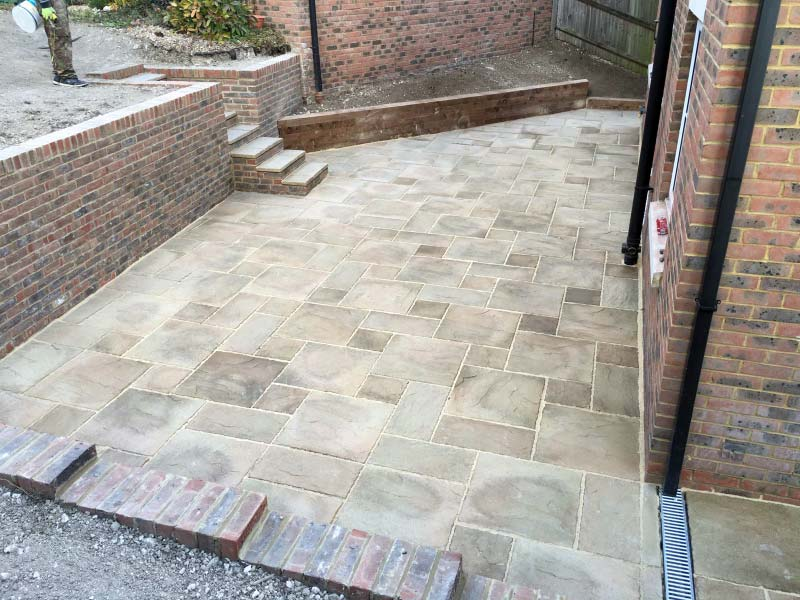 Lancashire Brickworks / Walls