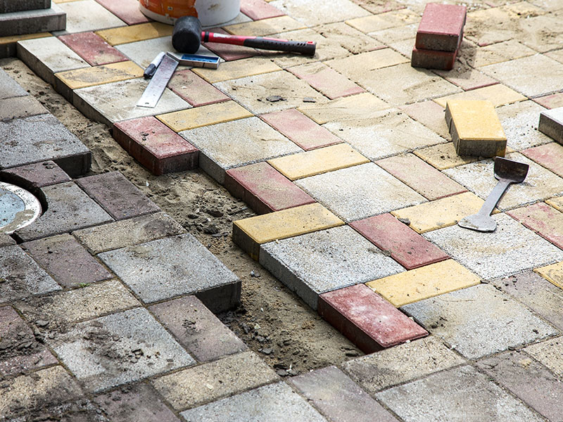 Driveway Repairs in Leigh, Lancashire
