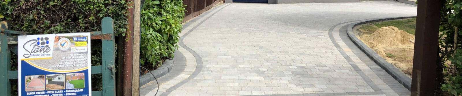 Block Paved Driveways in Lancashire