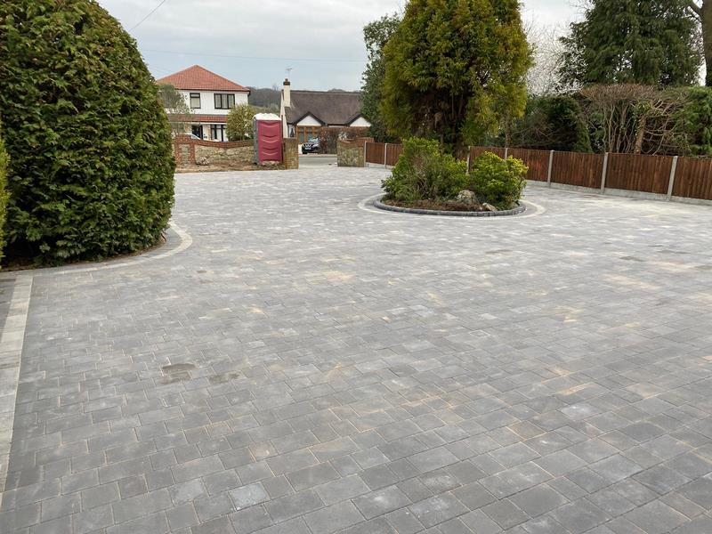 Block Paved Drives in Lancashire, Burnley