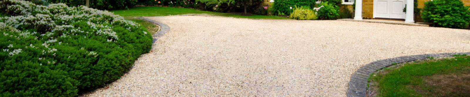 Gravel Driveways in Lancashire